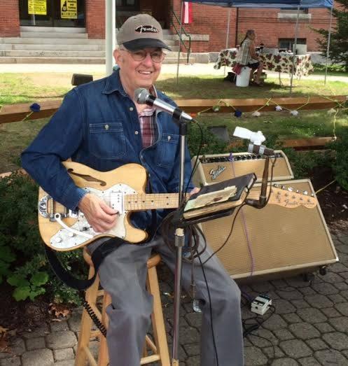 Warner Farmers Market Musicians